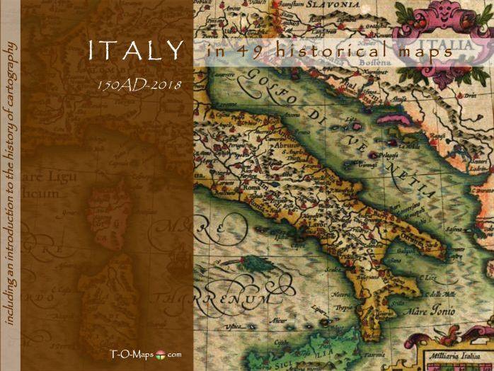 Historical e-atlas Italy