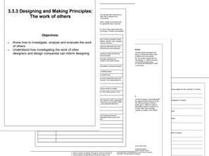 AQA 3.3.3 The Work of Others Pupil Workbook