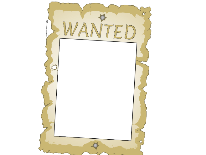 Pirate Wanted Poster - Talk Like A Pirate Day