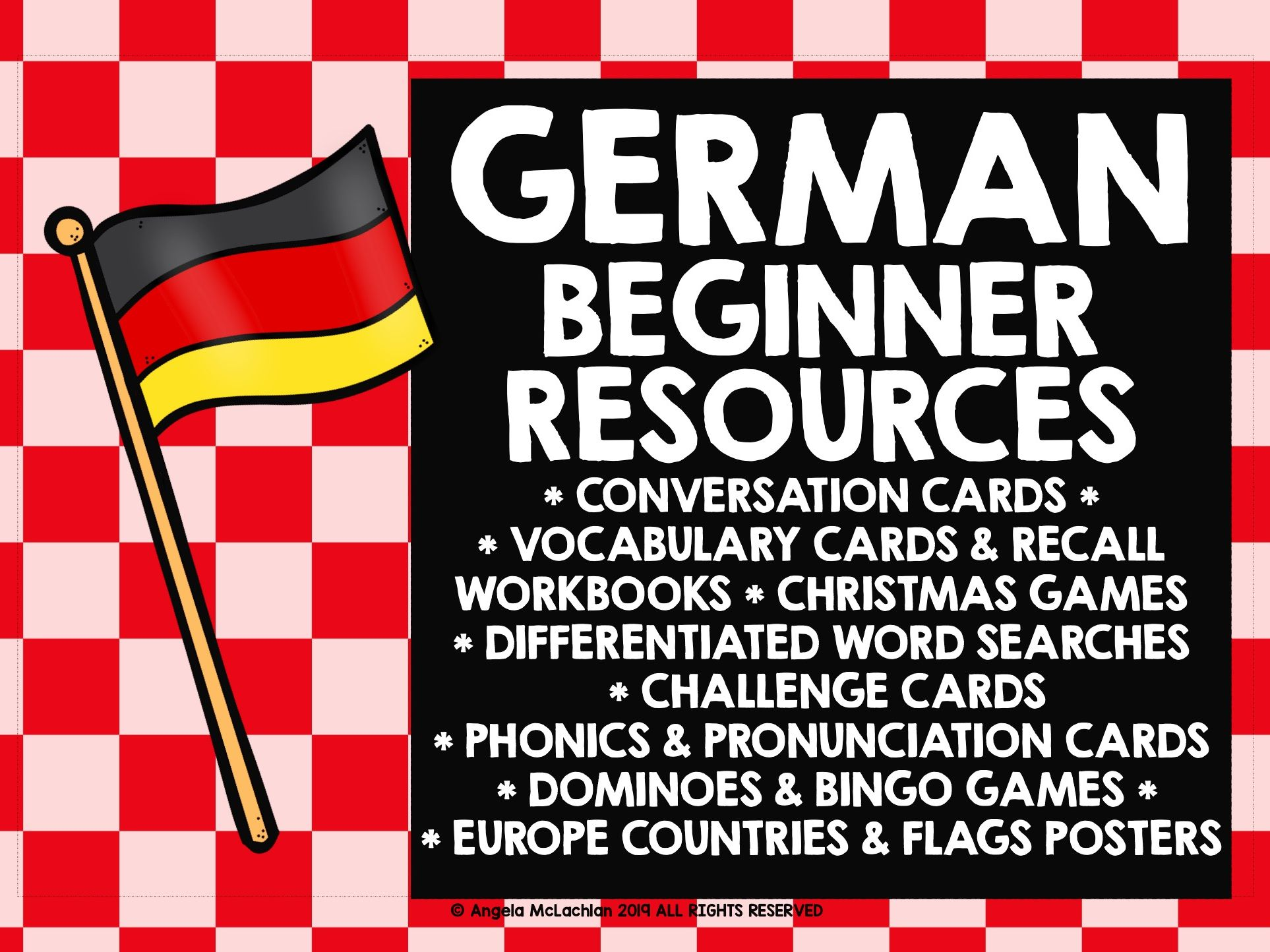 GERMAN RESOURCES #1