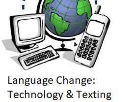 A Level English Language - Technology/Language Change - Texting