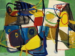 Karel Appel, his artist quotes on painting art & life story - for students, pupils, art teachers