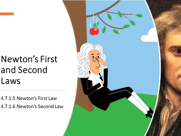 Force and Motion: Newton's First and Second Law. Lesson Pack 2