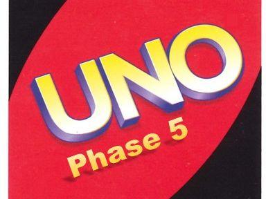 Phonics UNO, Phase 5