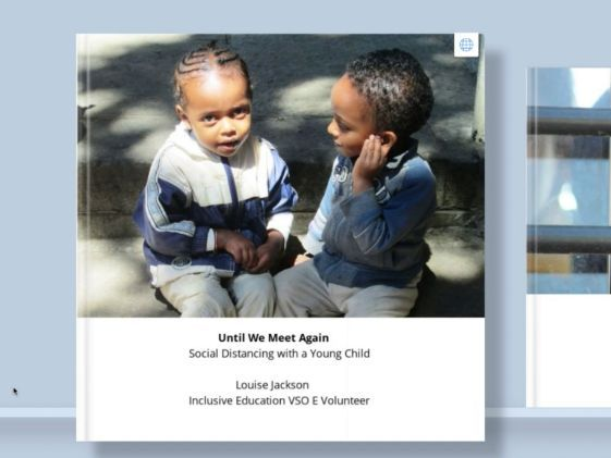 E-book of Ethiopian Children 'Learning at Home'