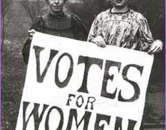 Suffragette Articles for Coursework Guidance. EDEXCEL
