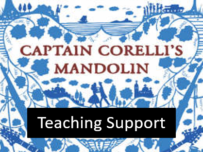 theme of love in captain corellis mandolin essay We will write a custom essay sample on captain corelli's mandolin by louis de bernieres specifically for you for only $1638 $139/page.