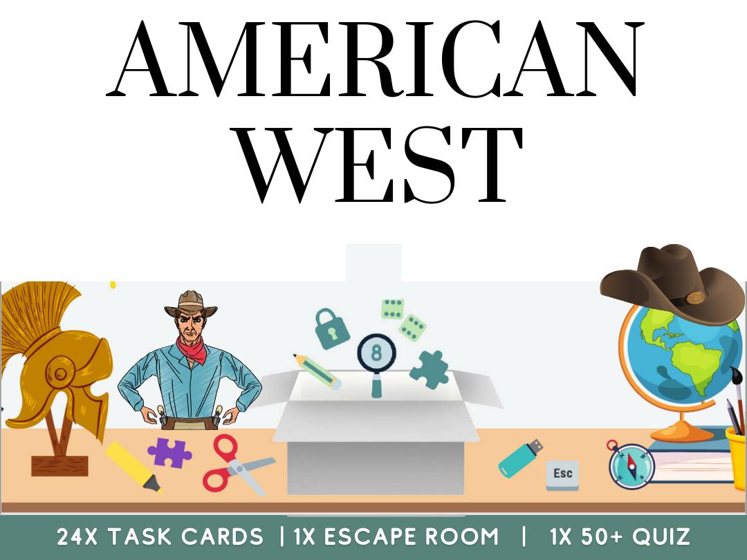 American West  GCSE History