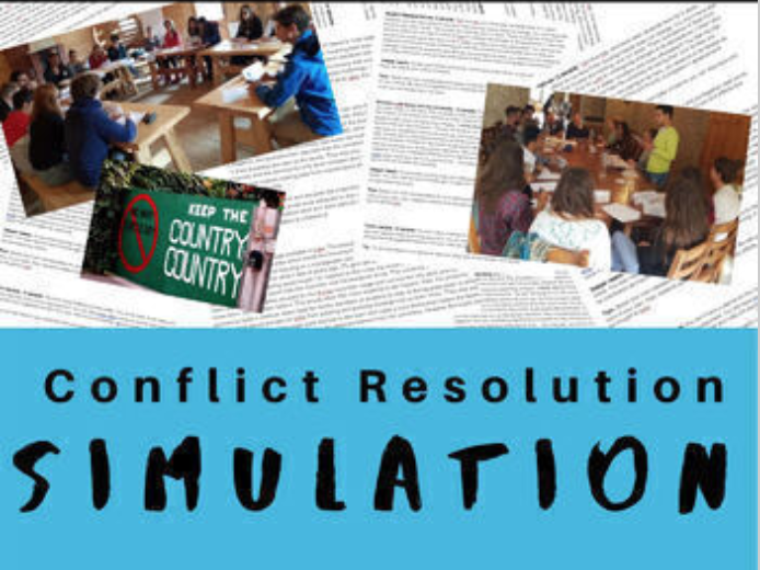 Conflict Resolution Simulation, Hawaii Case Study
