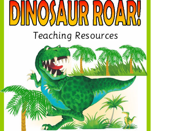 dinosaur roar eyfs ks1 teaching resources literacy maths by bettyboop123 teaching resources. Black Bedroom Furniture Sets. Home Design Ideas