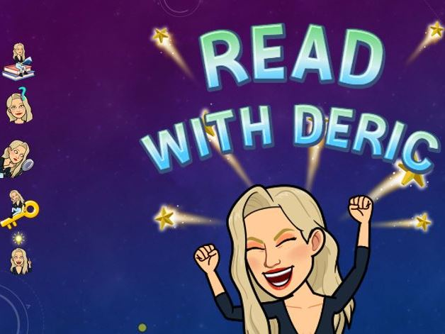 Read with DERIC - Andy's Room