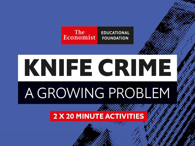 Knife crime: a growing problem