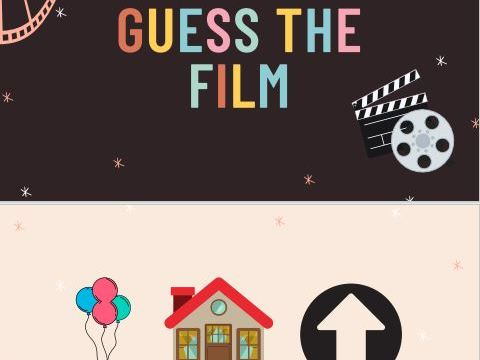 GUESS THE FILM QUIZ