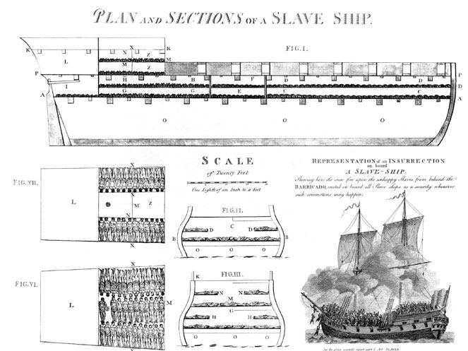 Transatlantic Slave Trade: Middle Passage
