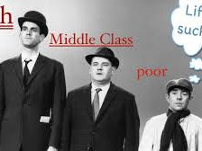 INTRODUCTION TO SOCIAL CLASS FOR KS3 OR KS4 TEXTS, USING TV.