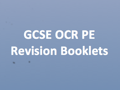 Revision booklet: respiratory system