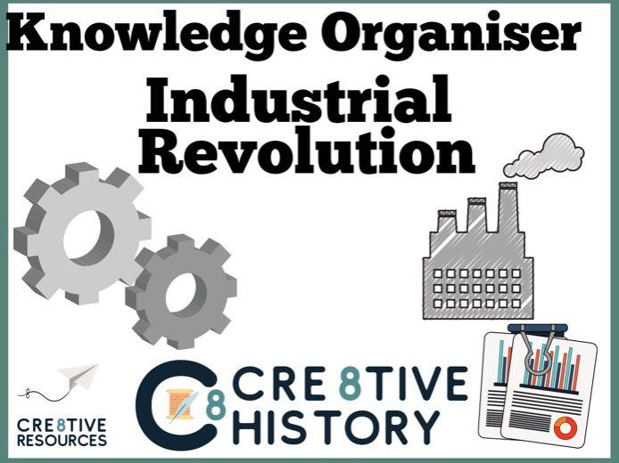 Industrial Revolution Knowledge Organiser