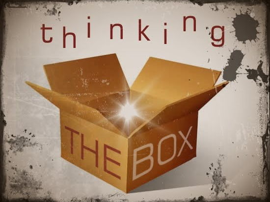 Thinking hats .... get out of the box