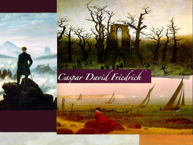 Caspar David Friedrich Romance Art History - Romanticism - Art - 160 Slides