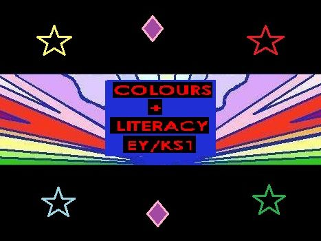 COLOURS!  Activity Mix - EY/KS1
