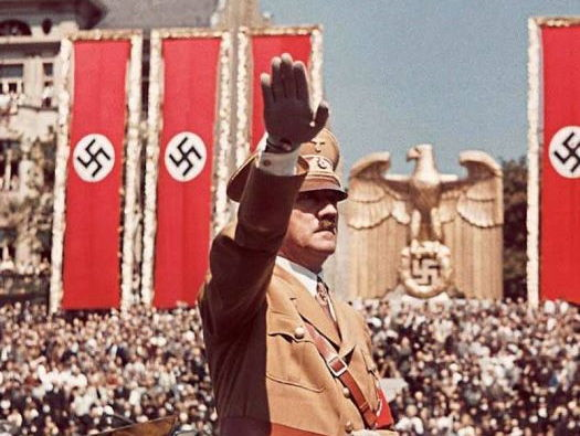 How did Hitler transform Germany into a dictatorship?