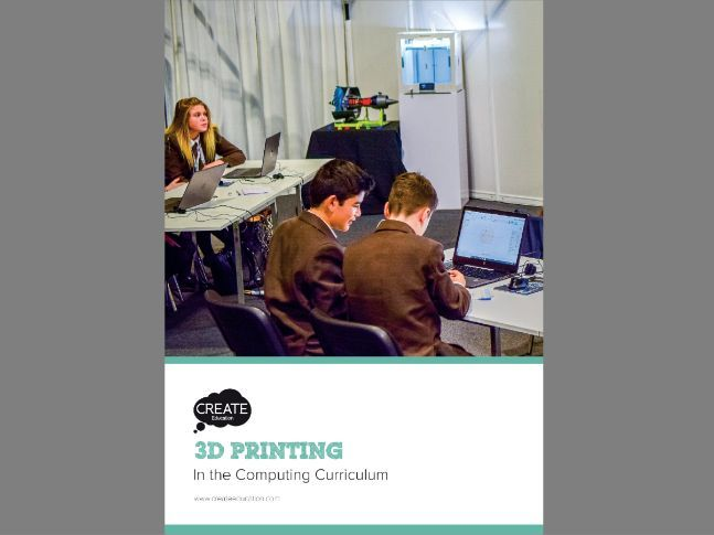 3D Printing in the Computing Curriculum
