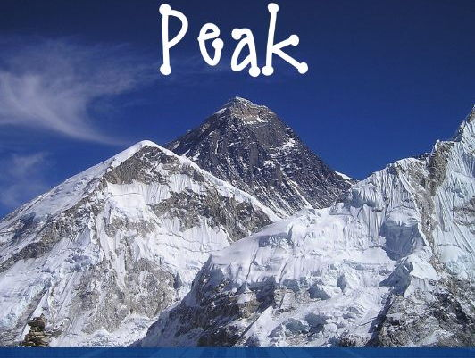 Peak Discussion Questions and Answers