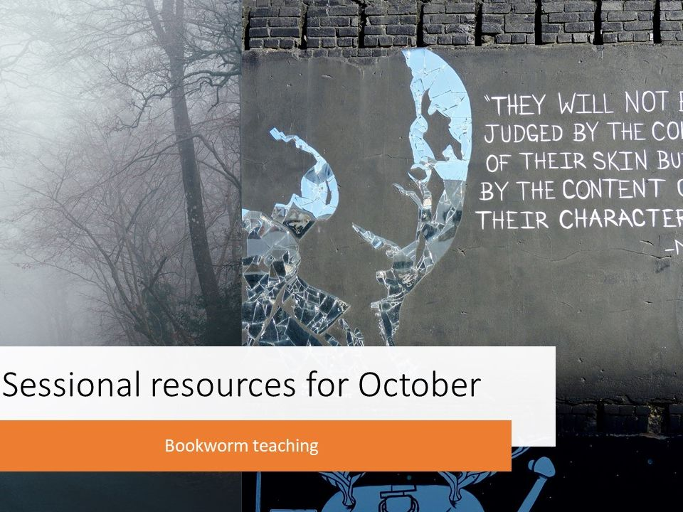 Sessional resources October and November