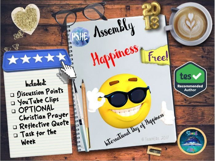 Happiness Assembly: International Day of Happiness