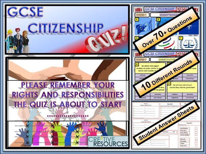 GCSE Citizenship Revision