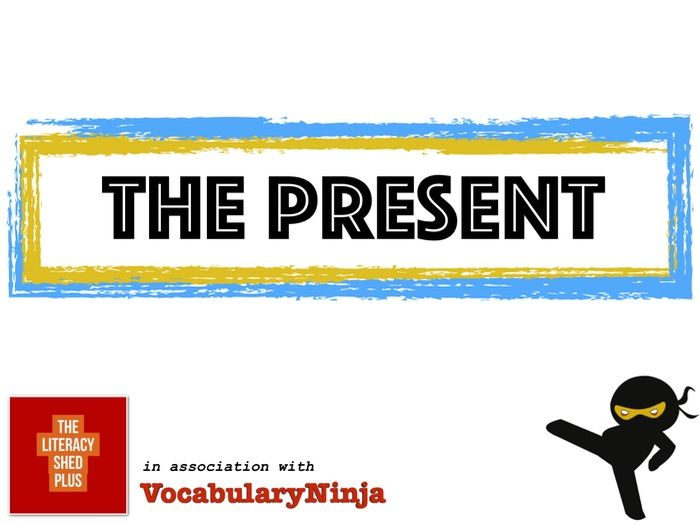 The Present Vocabulary Pack