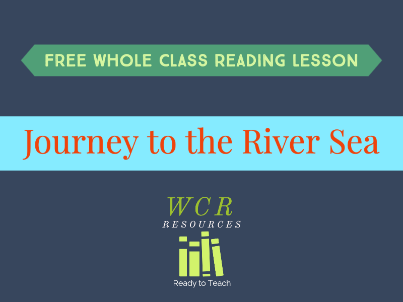 Free WCR lesson - Journey to the River Sea