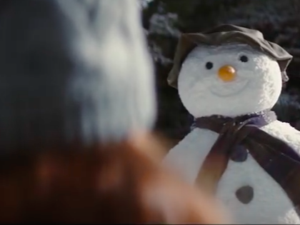 English / Literacy Recount - The Girl and The Snowman (Barbour 2018 Christmas Advert)