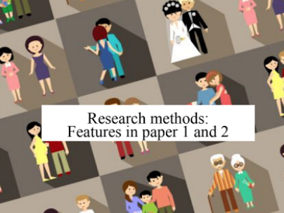 AQA GCSE SOCIOLOGY Student workbook: Research methods (Paper 1 and 2)