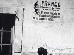 Don't mention the [Spanish Civil] War