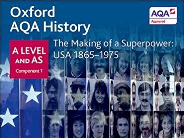 The Making of a Superpower: USA 1865-1975 knowledge tests