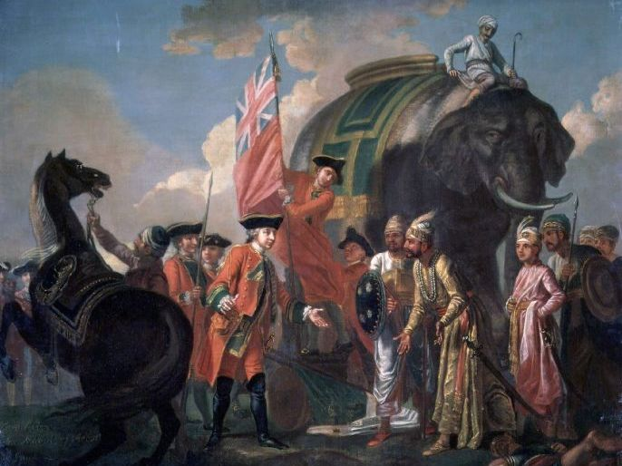 How did Britain gain control of India? Part 2