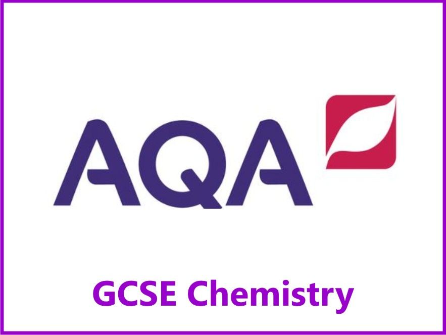 AQA Chemistry GCSE Grade 4 Revision Checklists Papers One & Two