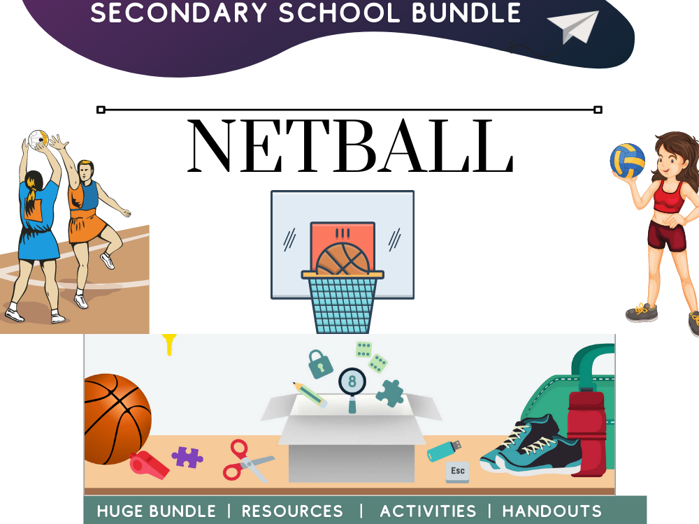Netball sports end of term