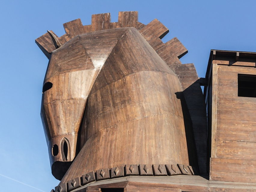 Quiz on The Wooden Horse of Troy by Cari Meister