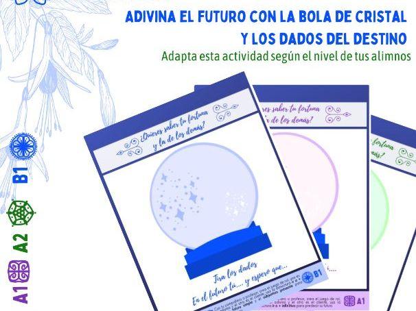 Habla sobre el futuro A1-B1
