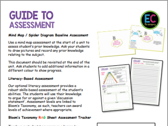 Primary PSHE Assessments Health and Wellbeing Y6