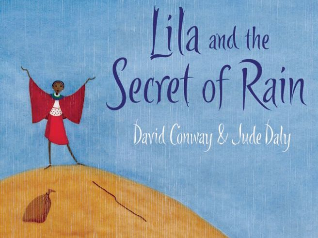 Lila and the Secret of Rain -Similies lesson