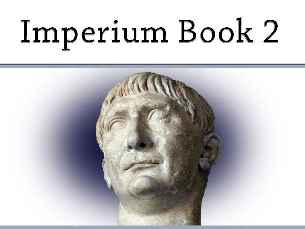 Imperium Latin Book 2