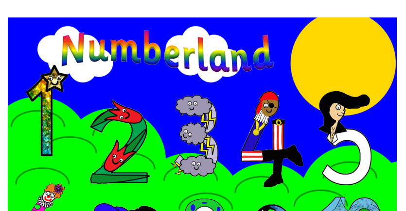 The Numberland Story