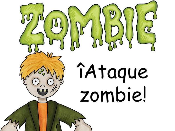 Spanish Zombie Attack Task