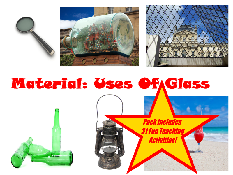 30 Uses Of Glass Photos Presentation + 31 Fun Teaching Activities To Try In The Classroom