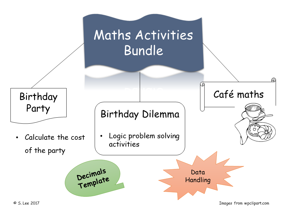 Numeracy Resources Bundle