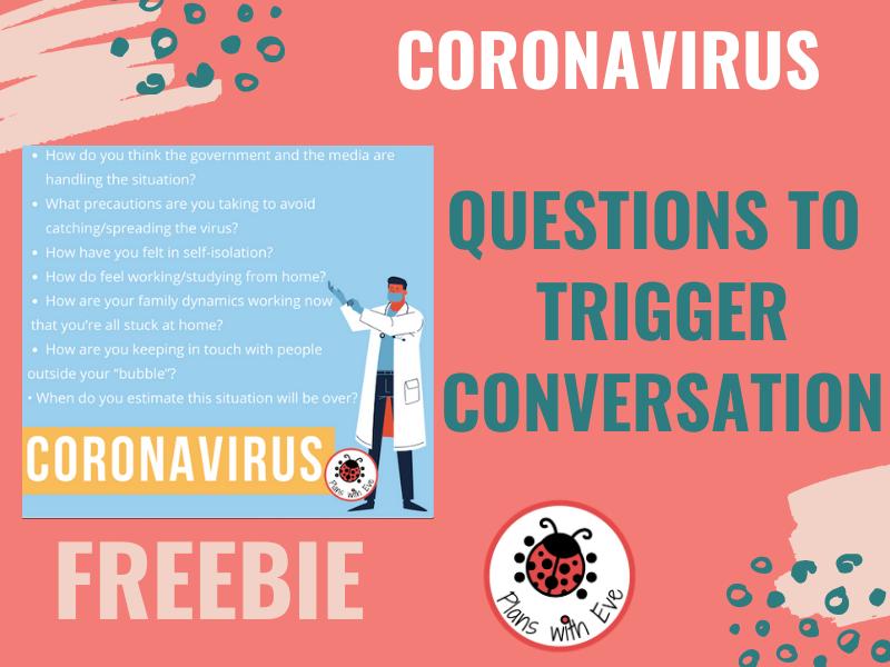 ESL Conversation - Coronavirus