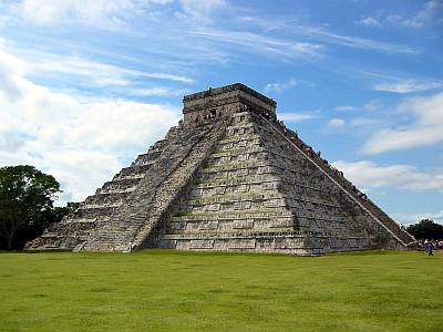 Ancient Mayan Civilization: Chichen Itza